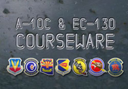 A collection of my Air Force courseware created for 1-10 & EC-130 flightcrews